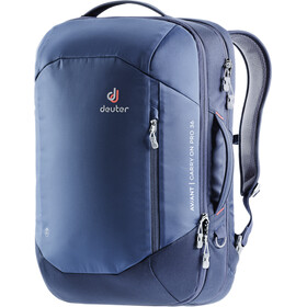 Deuter Aviant Carry On Pro 36 Sac à dos de voyage, midnight/navy
